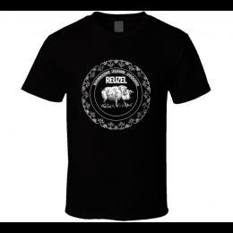 Reuzel Classic Logo T Shirt Black