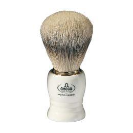 Omega Pure Badger Shaving Brush