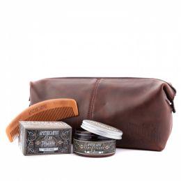 Apothecary 87 Wash Bag Hair Kit