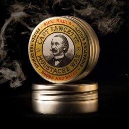 Captain Fawcett Booze & Baccy Moustache Wax By Ricki Hall - 15ml