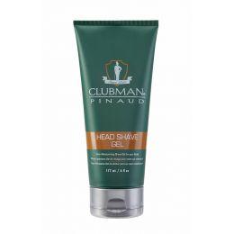 Clubman Pinaud Head Shave Gel - 177ml