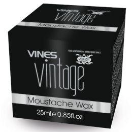 Vines Vintage Moustache Wax - 25ml