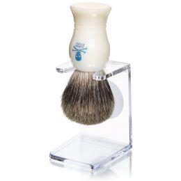 Bluebeards Revenge Pure Badger Brush & Stand Gift Set