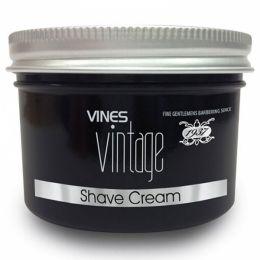 Vines Vintage Shave Cream - 125ml