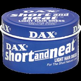 Dax Wax Blue Short & Neat 99g