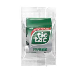 Tic Tac Mints Pillow Pack - 10 x Packs of 100 (4,000 Mints)