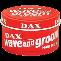 Dax Wax Red Wave & Groom 99g