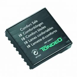 Tondeo Comfort Safe Blades BLACK