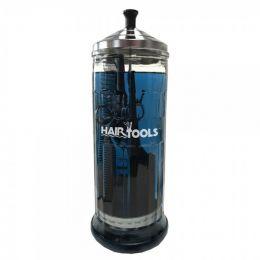 Hair Tools Glass Sterilising Jar - Large