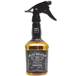Just Water Barber Spray Bottle - Amber