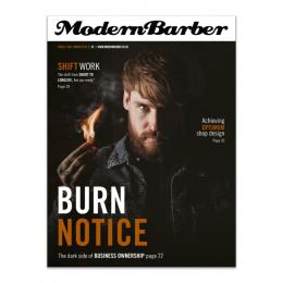 Modern Barber Magazine : Issue 21 Jan-Mar 2019