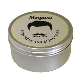 Morgan's Moustache & Beard Cream 250ml