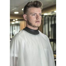 Neo Cape Uni-Gown - White