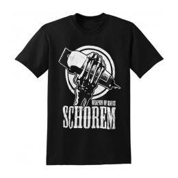 Reuzel Weapons Of Choice Black T Shirt