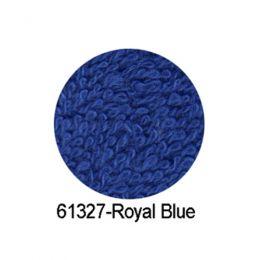 12 Luxury Barber Towels - Royal Blue