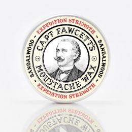 Captain Fawcett Expedition Strength Moustache Wax - 15ml