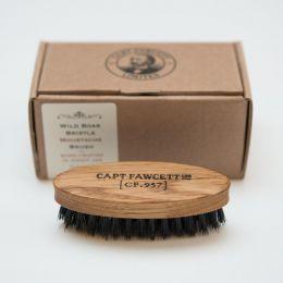 Captain Fawcett Wild Boar Bristle Moustache Brush