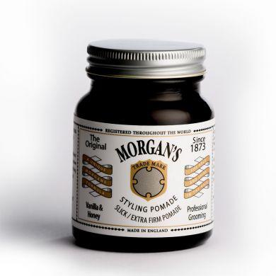 Morgan's Styling Vanilla & Honey Extra Firm Hold Pomade - 100g