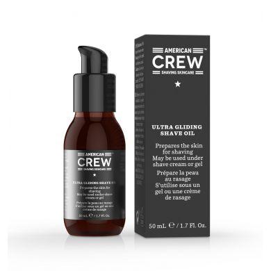 American Crew Ultra Gliding Shave Oil - 50ml