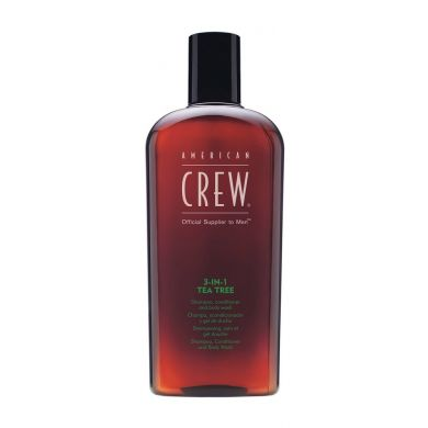 American Crew 3-In-1 Tea Tree - 450ml
