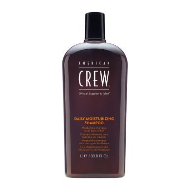 American Crew Daily Moisturizing Shampoo - 1000ml