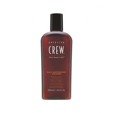 American Crew Daily Moisturizing Shampoo - 250ml