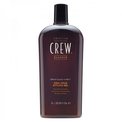 American Crew Firm Hold Styling Gel - 1000ml