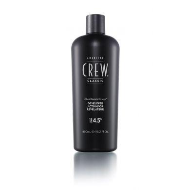 American Crew Precision Blend Developer 15 Vol 4.5% - 450ml