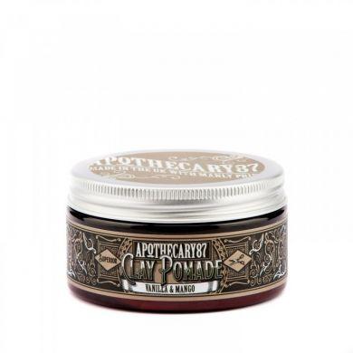 Apothecary 87 Vanilla & MANgo Clay Pomade - 100g