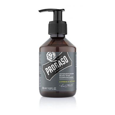 Proraso Cypress & Vetyver Beard Wash - 200ml