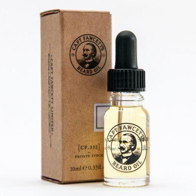 Captain Fawcett Private Stock Beard Oil - 10ml