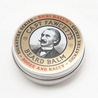 Captain Fawcett Booze & Baccy Beard Balm By Ricki Hall - 60ml