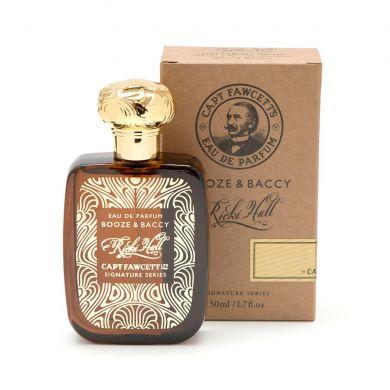 Captain Fawcett Booze and Baccy Eau De Parfum by Ricki Hall - 50ml