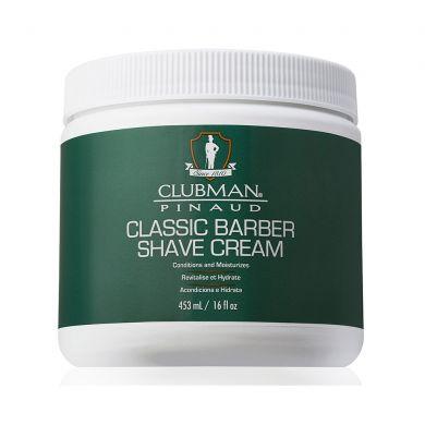 Clubman Pinaud Classic Barber Shave Cream - 453ml