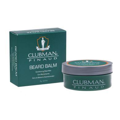 Clubman Pinaud Beard Balm & Styling Wax - 59g