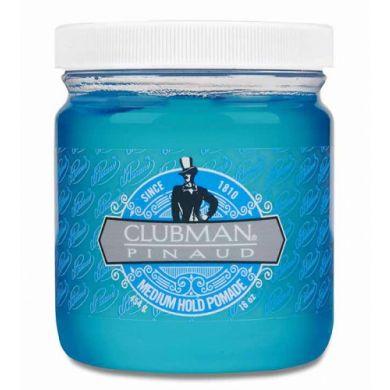 Clubman Pinaud Medium Hold Pomade - 454g
