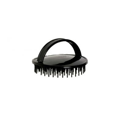 Denman D6 Be-Bop Massage Brush in Black