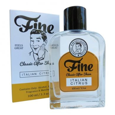 Fine Accoutrements Italian Citrus Aftershave - 100ml