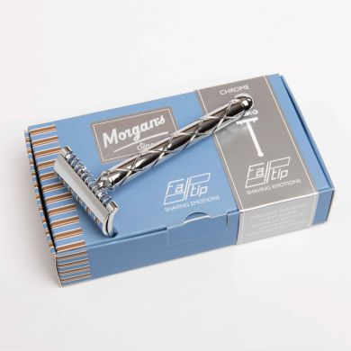 Morgan's Gentle Shaver Double Edge Razor