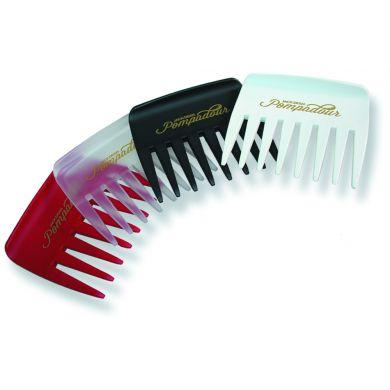 Jack Dean Pompadour Streaker 8 Teeth Comb