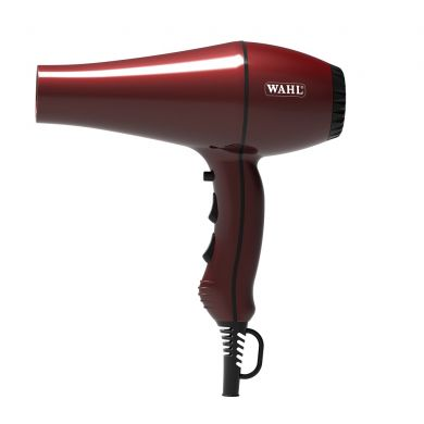 Wahl PowerDry Hairdryer - Burgundy (Limited Edition)