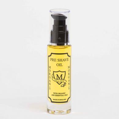 Morgan's Pre-Shave Oil - 50ml