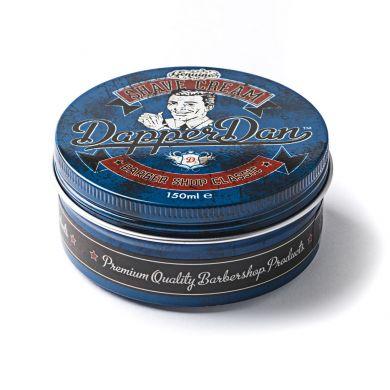 Dapper Dan Barbershop Classic Shave Cream - 150ml