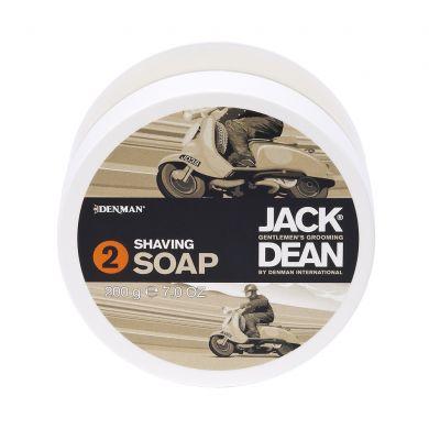 Jack Dean Shaving Soap 200ml