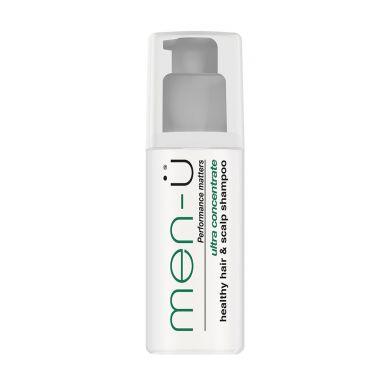 men-ü Healthy Hair & Scalp Shampoo - 100ml