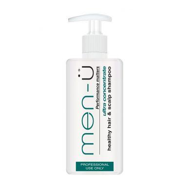 men-ü Healthy Hair & Scalp Shampoo - 500ml