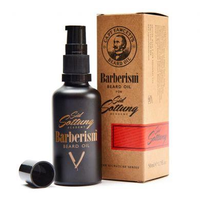 Captain Fawcett Barberism Beard Oil - 50ml