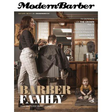 Modern Barber Magazine: Issue 18 April-June 2018