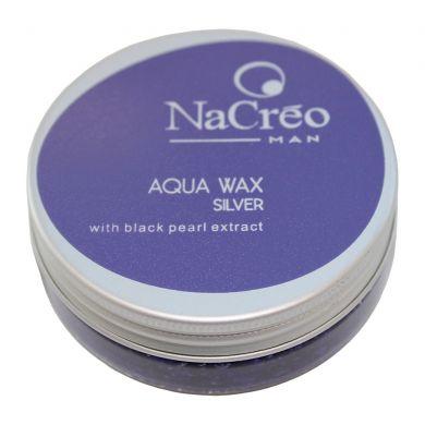 NaCreo Man Aqua Wax - Silver