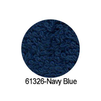 12 Luxury Barber Towels - Navy Blue